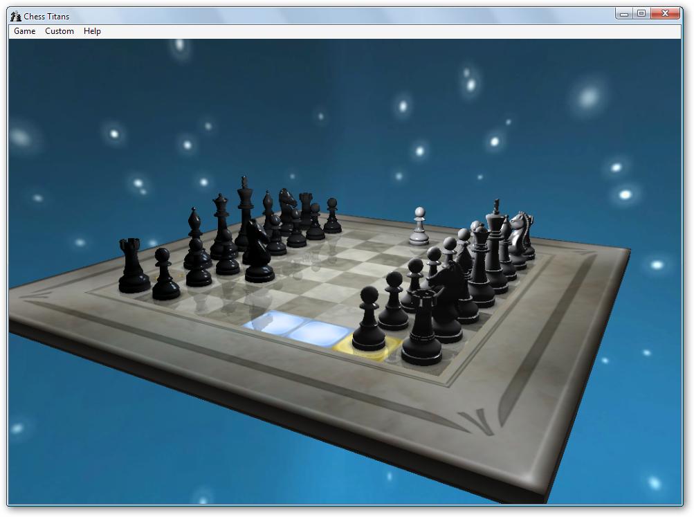 Игры Шахматы На Компьютер